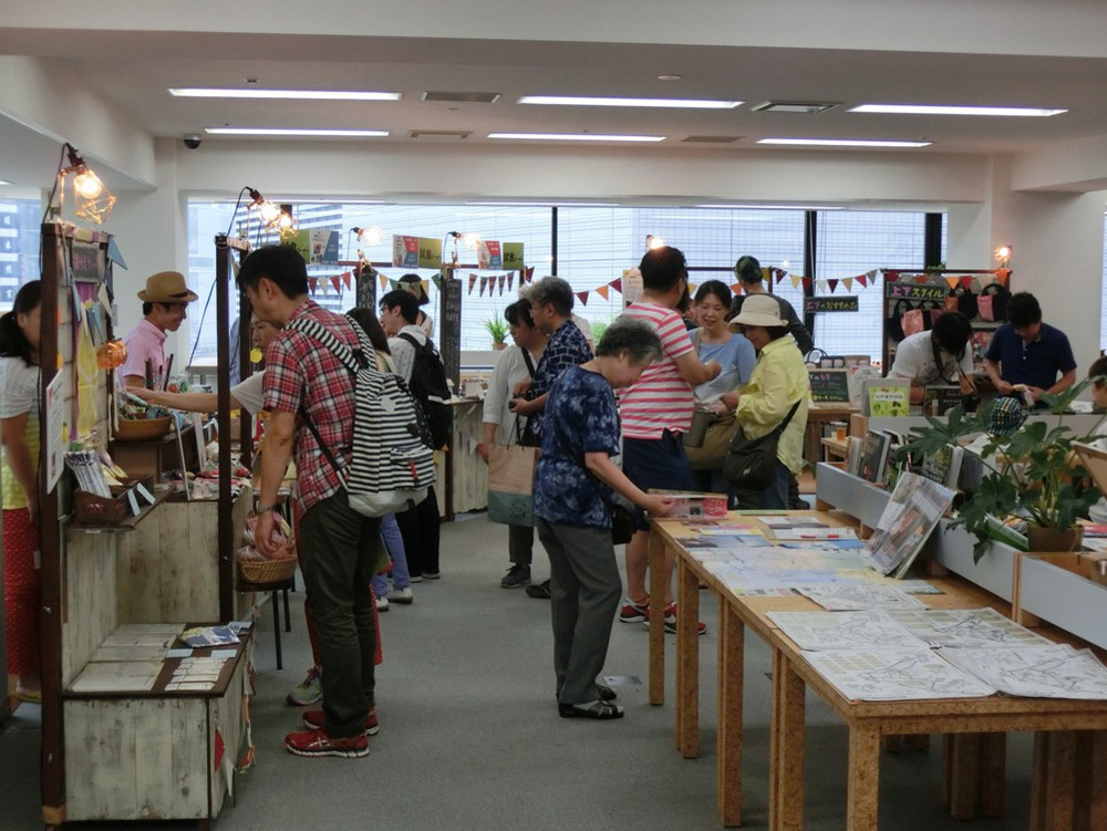 「広島小商いメッセinトーキョー」を開催しました。