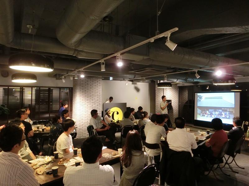 「HIROBIRO.ひろしまinトーキョー きこりビジネス×茅葺ゲストハウス×こだわりの6次産業」を開催しました!