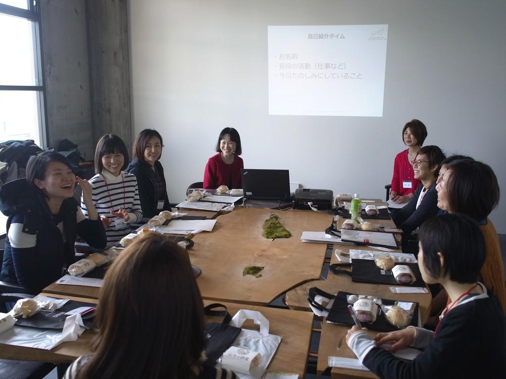 ☆移住者交流会レポート☆「HIROBIRO.大人女子会in尾道」